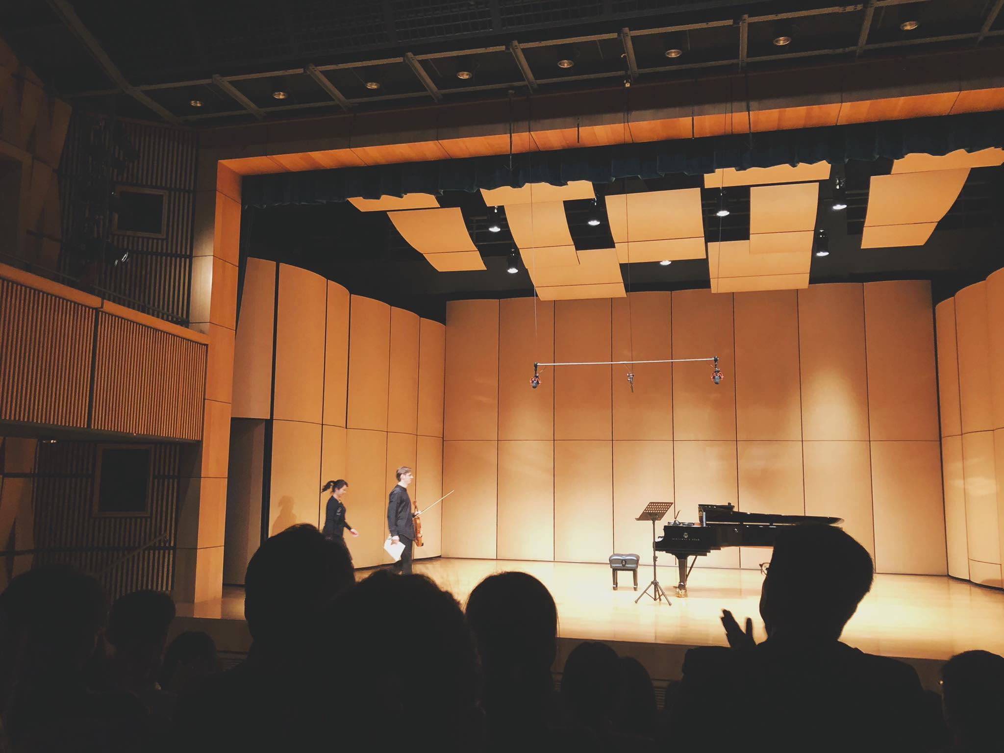 Dimitri Murrath Recital in Taichung, 2018