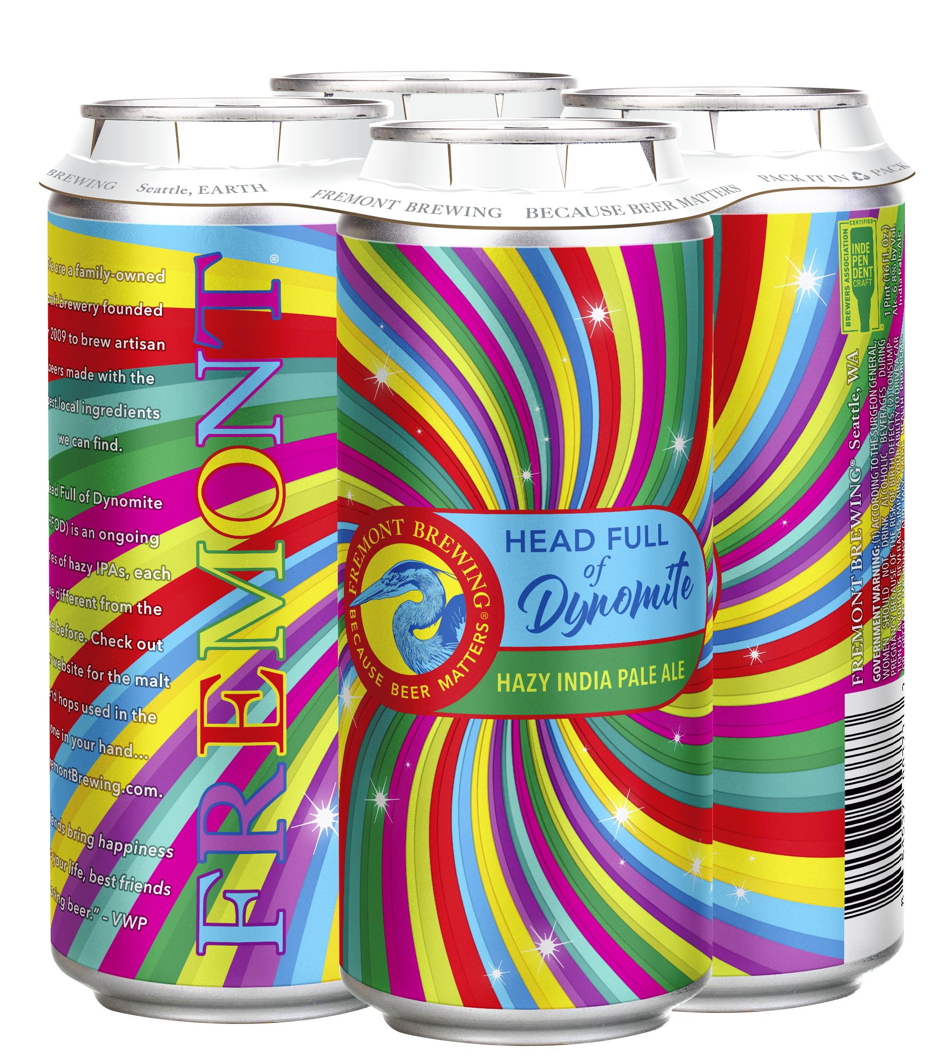 HFOD v.7 4-Pack 16oz Cans