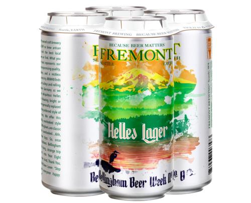 Bellingham Beer Week No  6 — FREMONT BREWING