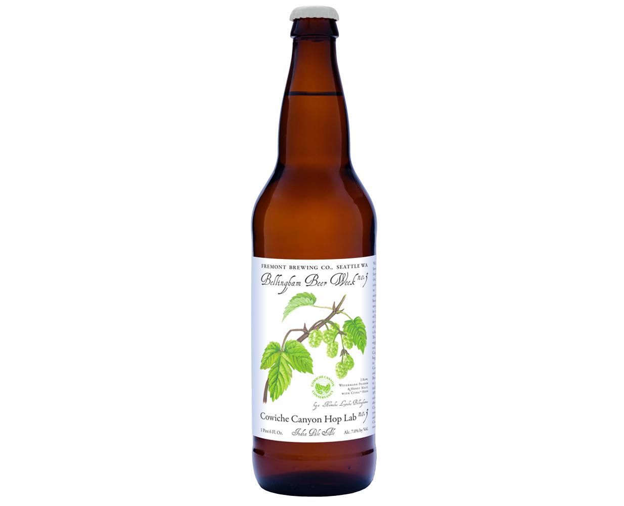 2014 BBW3 22oz Bottle