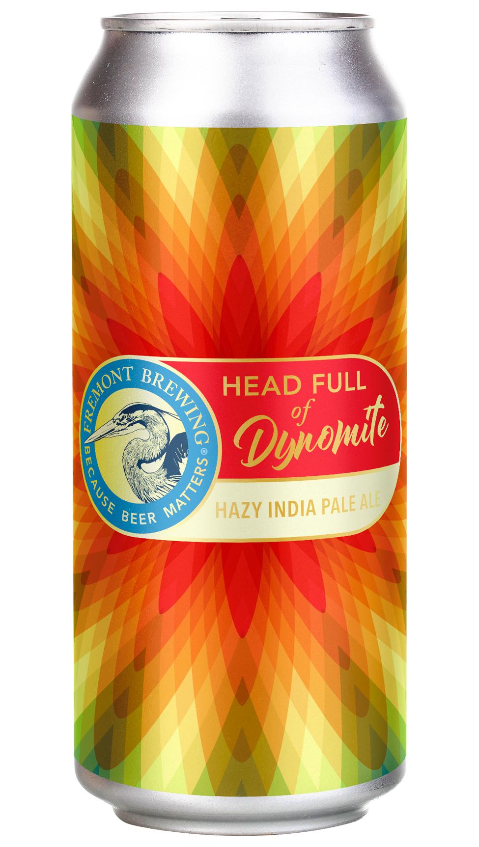 Head Full of Dynomite v.12 16 oz can
