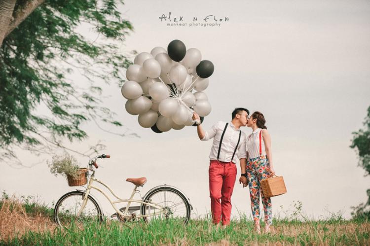 UPM ENGAGEMENT PORTRAIT- ALEX + FION