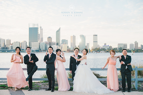 destination wedding perth