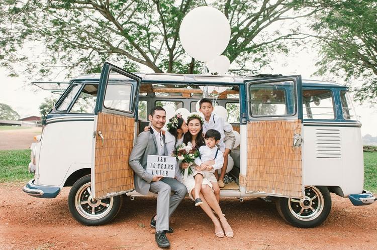 WEDDING ANNIVERSARY - DIAN + JARED