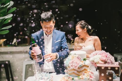 Wedding in Ben's