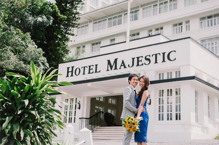 MAJESTIC HOTEL + SEPUTEH GLASSHOUSE - WESLEY + SOPHIA