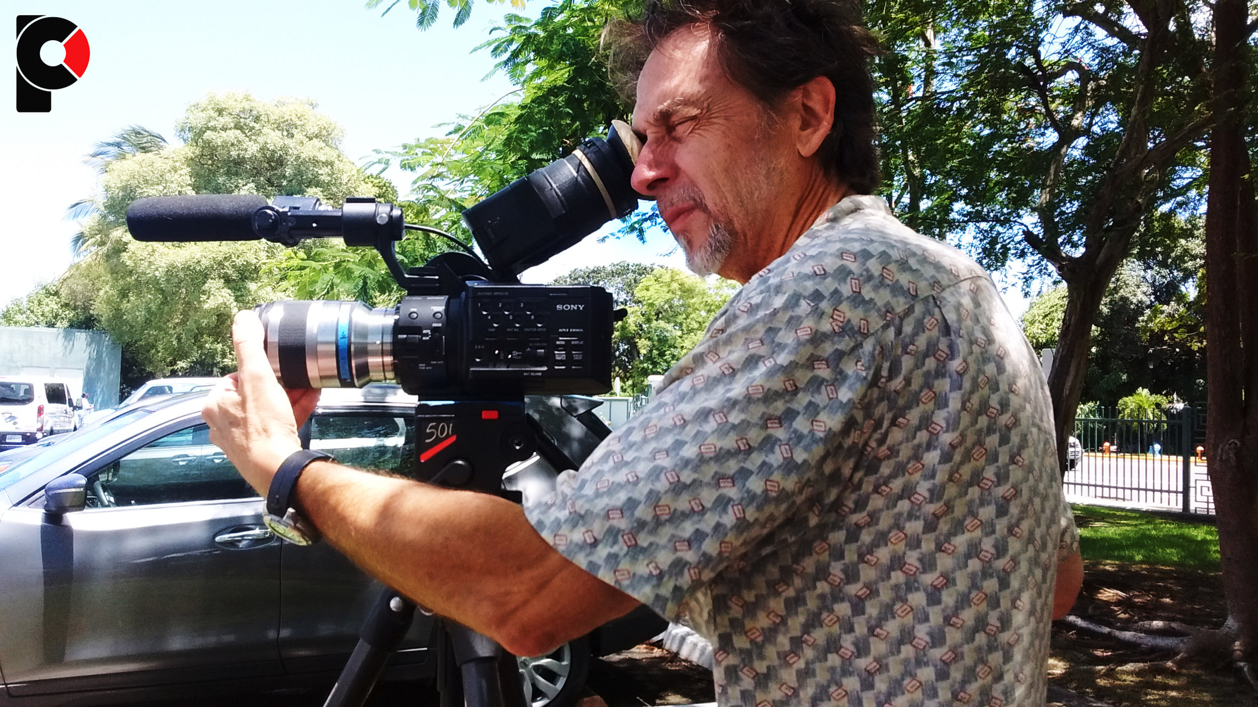 Gary Geboy, Director of Photography