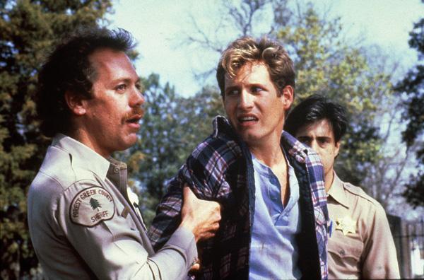 David Kagen as Sheriff Michael Garris
