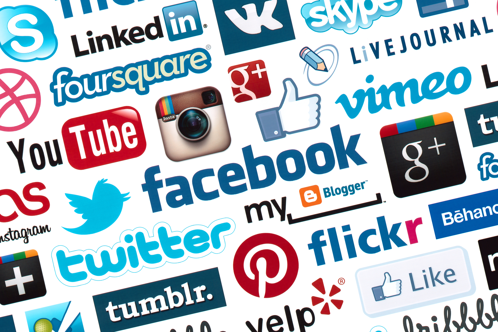 Social Media channels are todays major media networks- how does your brand place with them?