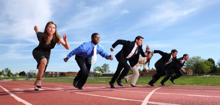 Sales is a numbers game, does your brand have the stamina to keep pace with the best?