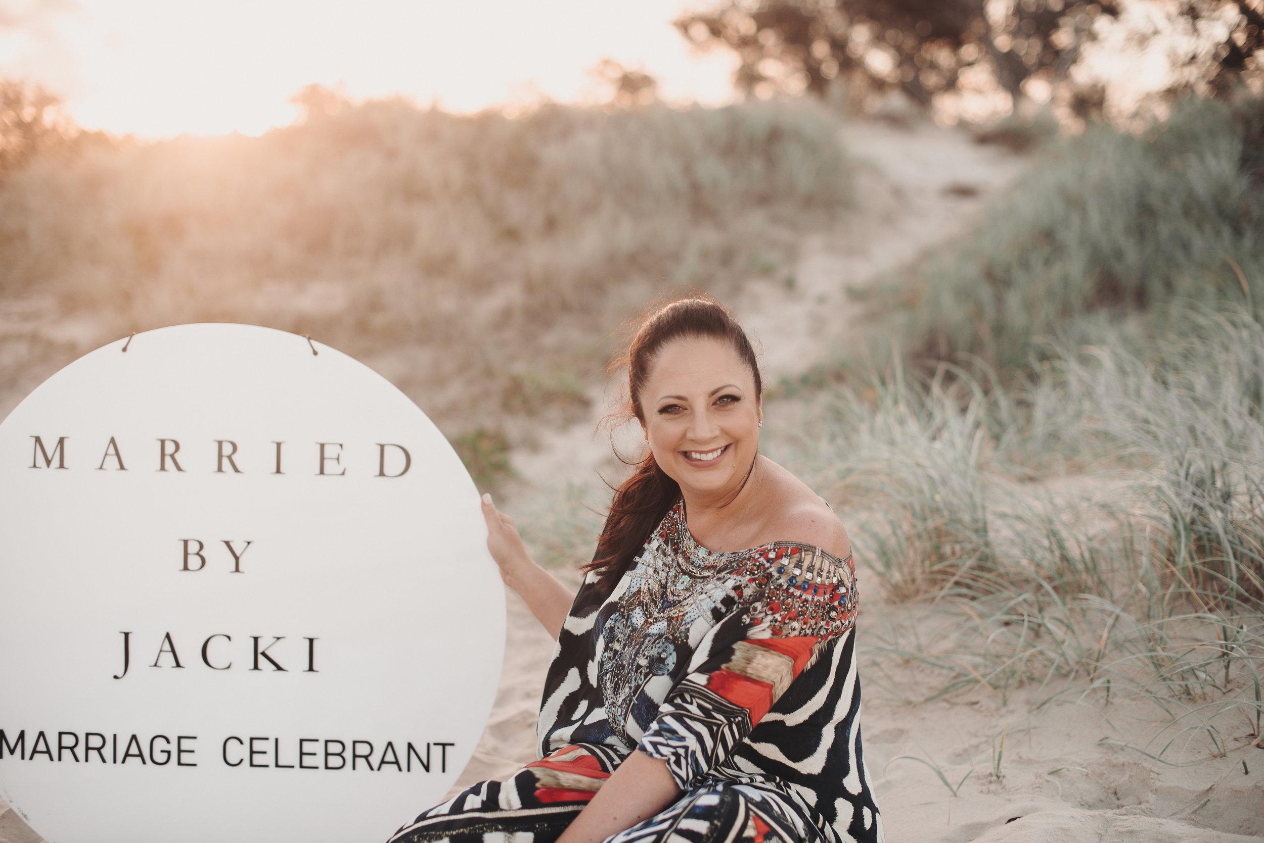 Married by Jacki