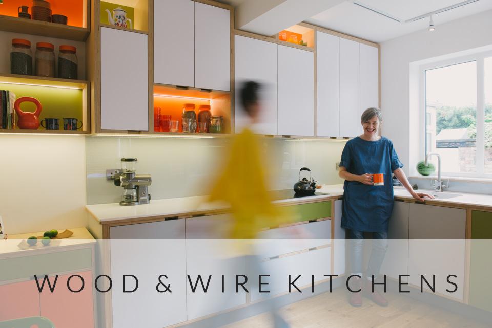 WOOD & WIRE KITCHENS