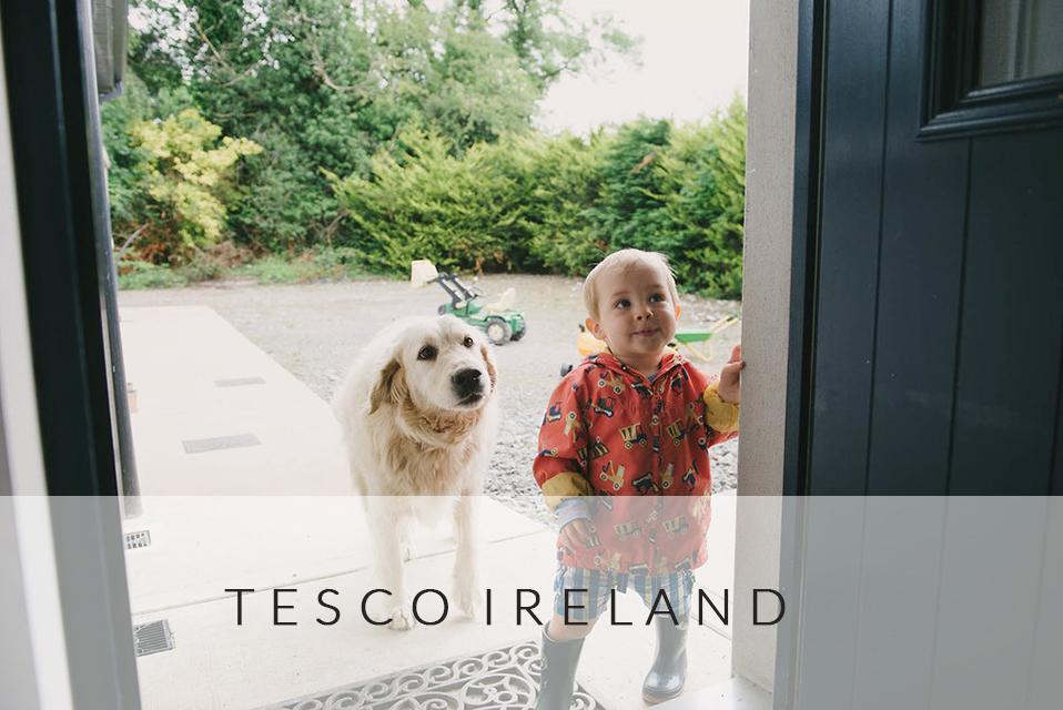 TESCO IRELAND - FAMILY MAKES US BETTER CAMPAIGN
