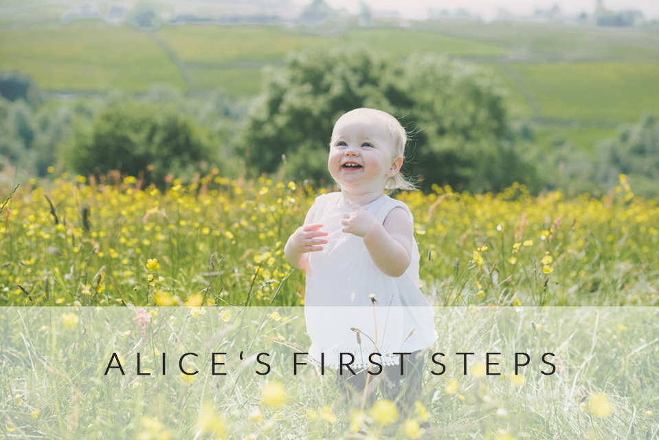 Alice's First Steps