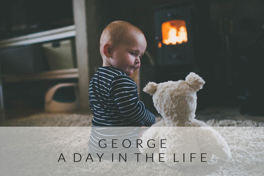 George - A Day in the Life