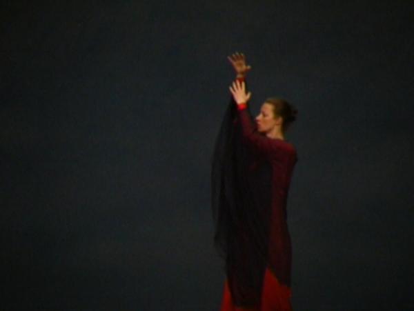 Still from Goetheanum , 16 min DV Pal