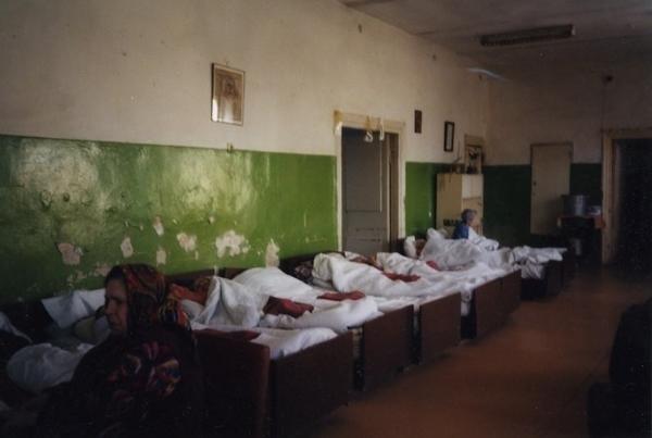 Still from Moscow RegionalPsychiatric Hospital #2 , 2009 HD Pal