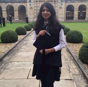I'm Anisha, a third year History undergraduate at The Queen's College. I previously served as Women's Officer in Hilary 2018 and I'm excited to take up the role again! I'll be working to ensure representation of women on our panels. I'm also involved in student politics, having chaired the Labour Club in Trinity 2018, and have a keen interest in journalism.