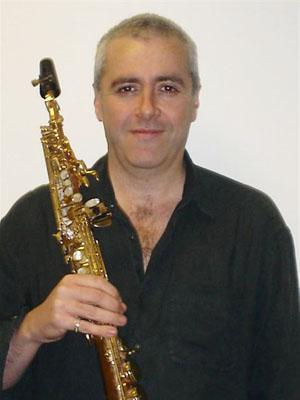 Ken Edge Saxophone