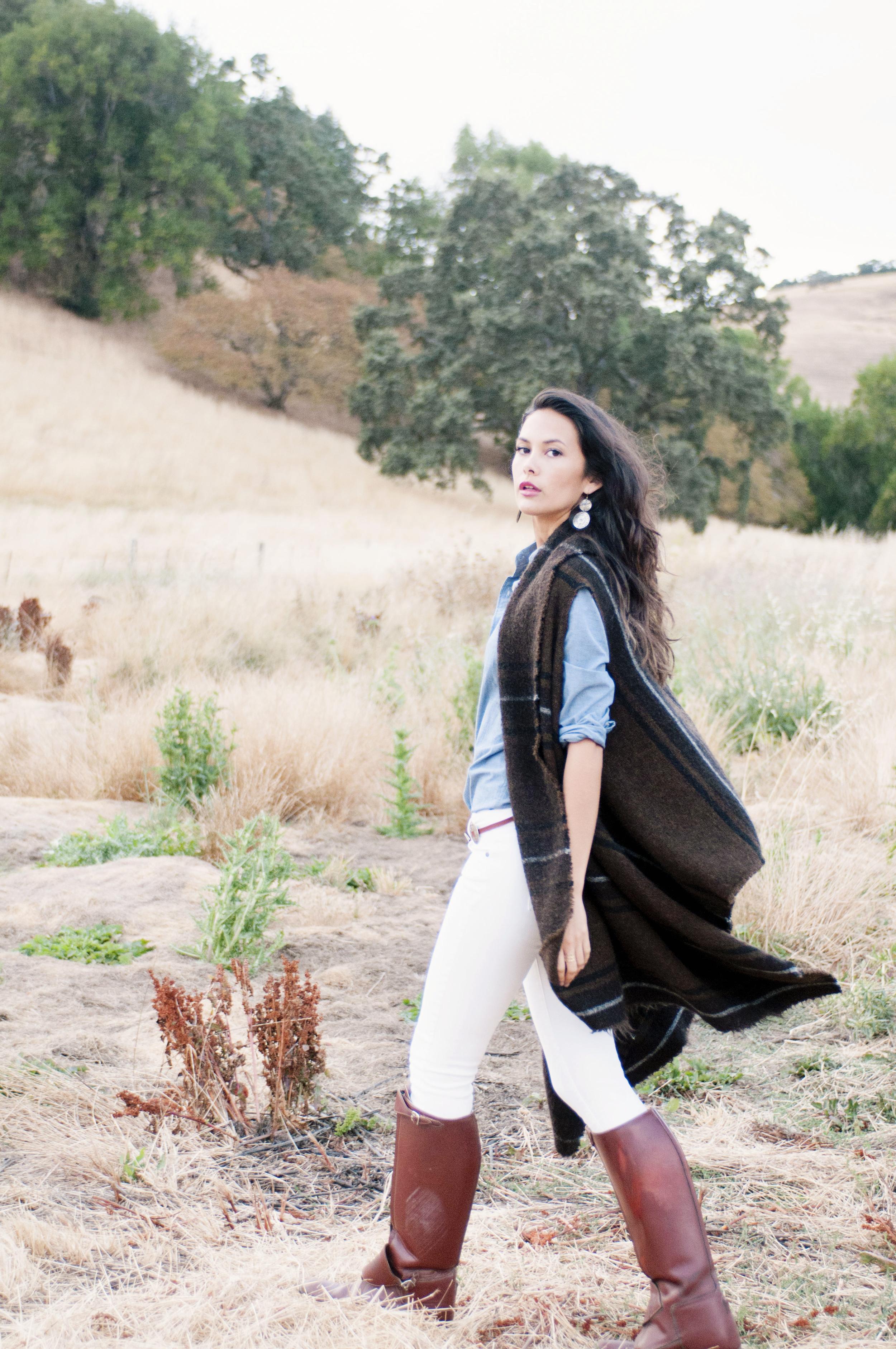 photo: Angie Silvy    H/MKU: Diane Catorc    model: ana @ scout model agency