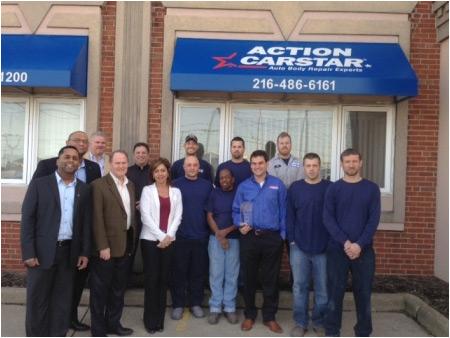 carstar auto body autobody repair shop cleveland, ohio euclid car vehicle collision accident mechanic