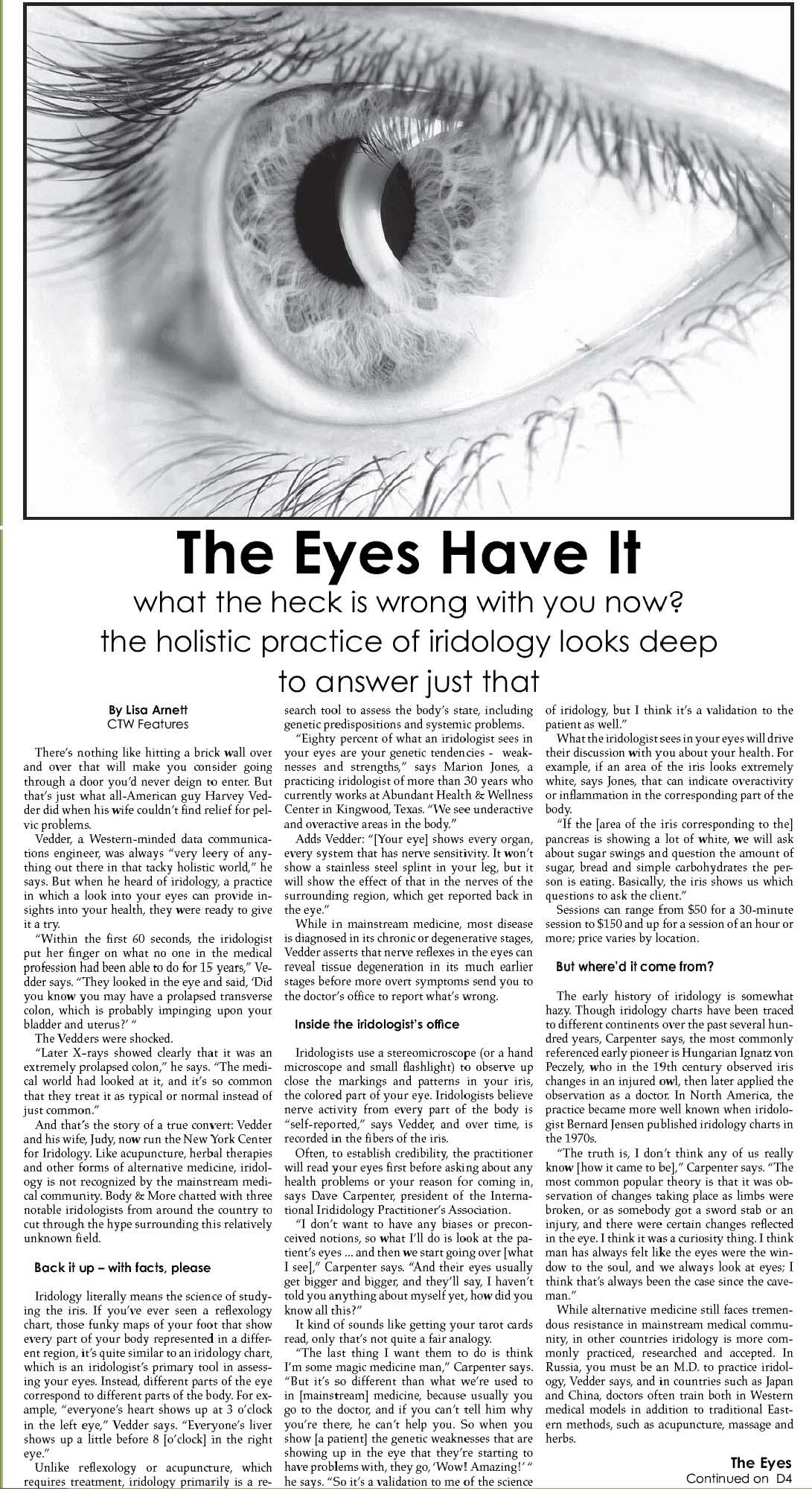 The Vindicator - October 14, 2007