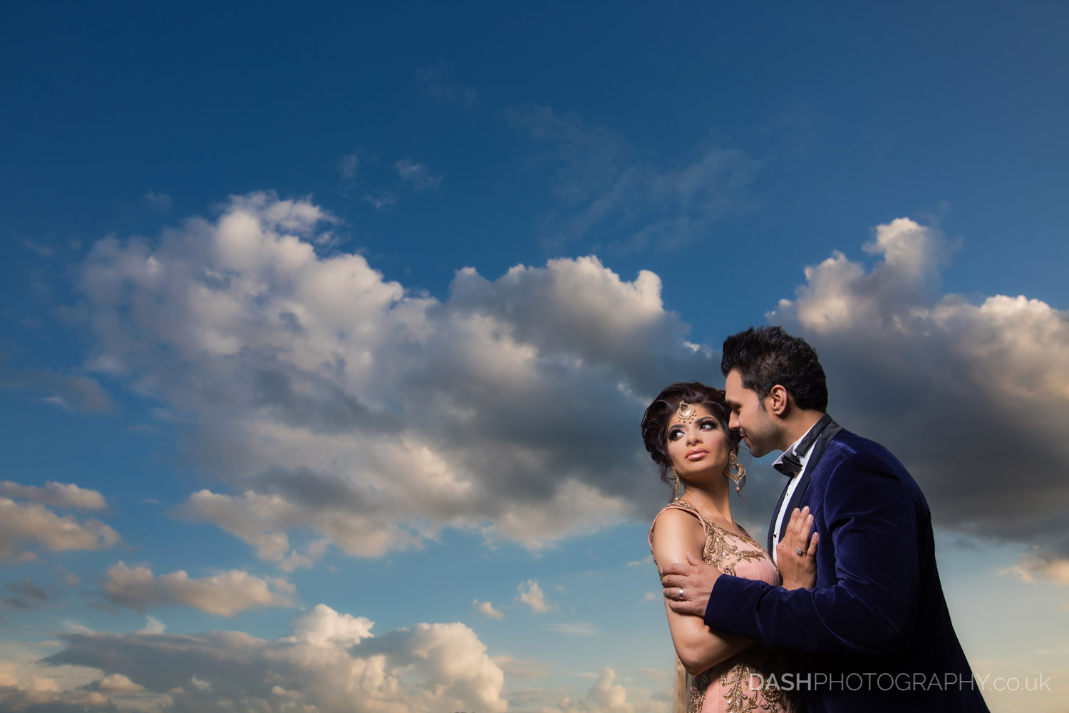 Dash Photography is an Asian wedding photography company based in London UK
