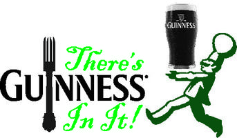 There's Guinness In It