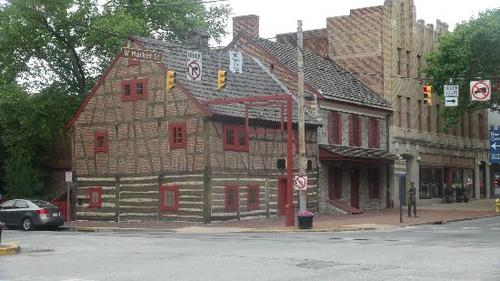 Gates House Golden Plough Tavern York PA