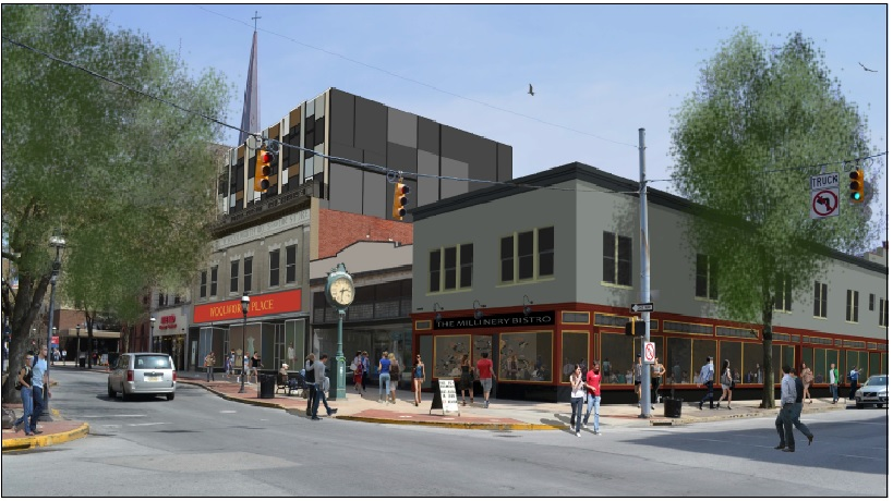 Market Street Revitalization Project