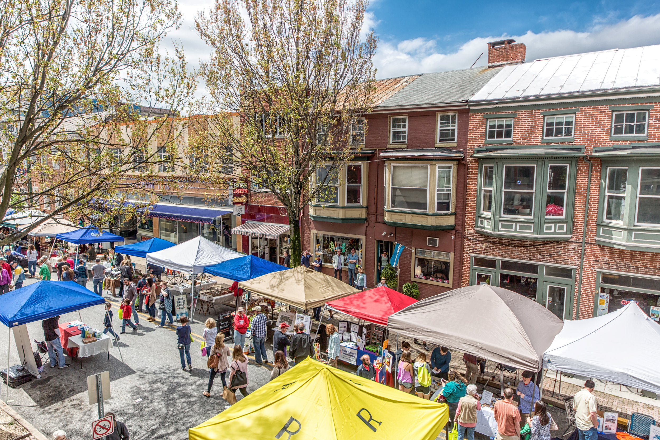Sponsor a Downtown Inc event in Downtown York PA