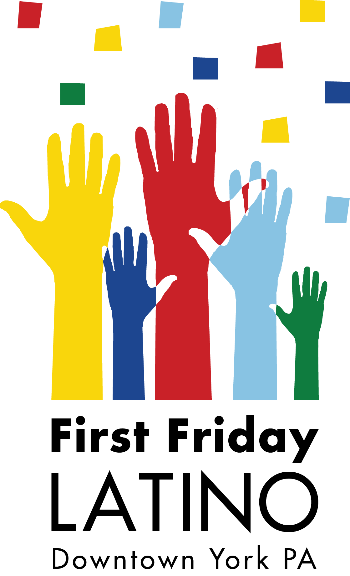 First Friday Latino Logo.png