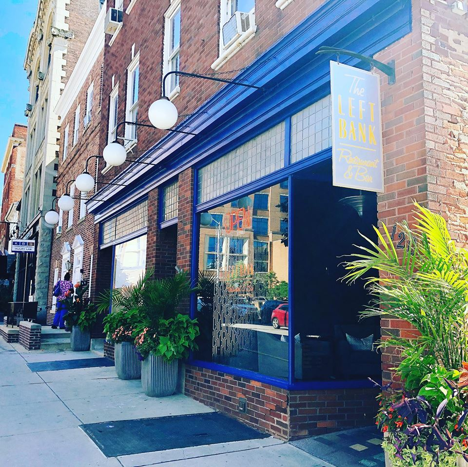 The Left Bank Restaurant & Bar will reveal its new look this Thursday.