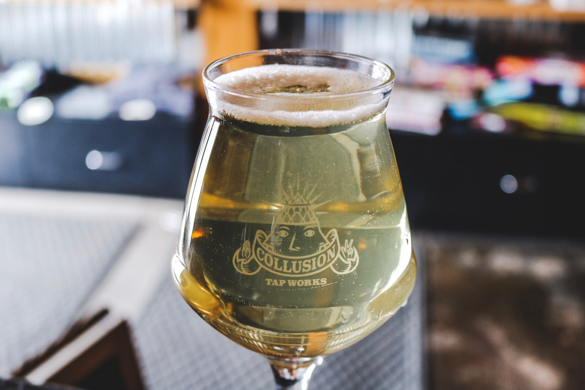 Collusion Tap Works will brew a special mead to celebrate Honey Week.