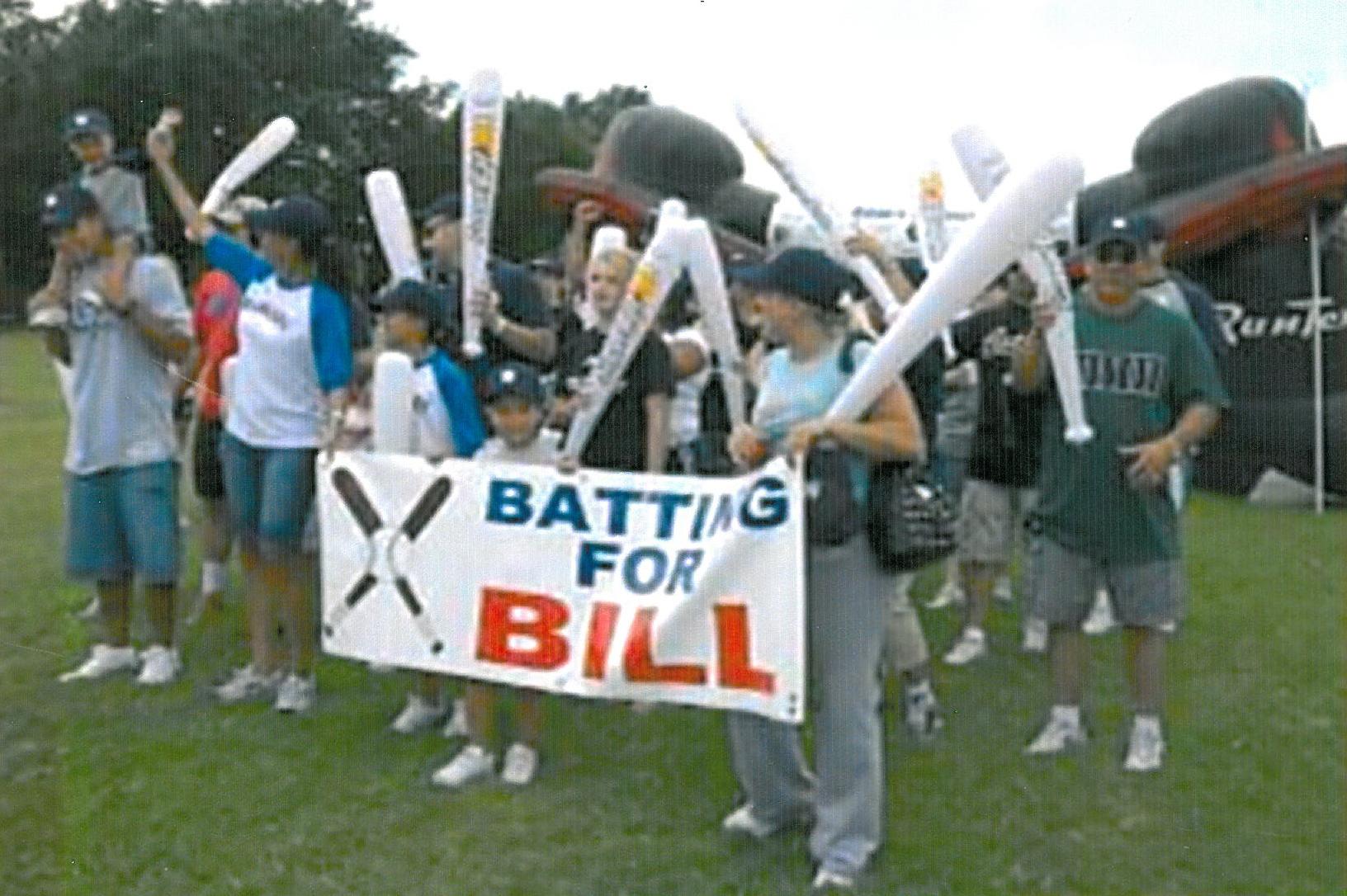 Buddy Walk 2008 - Battling for Bill.jpg