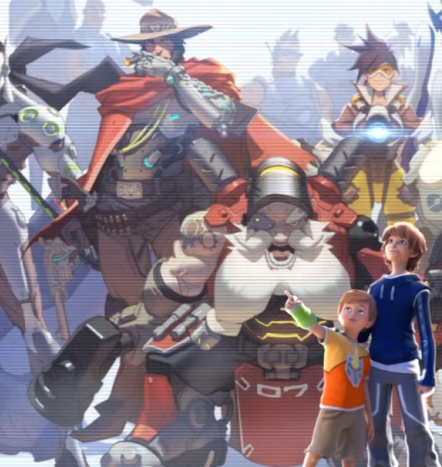 The closing shot from the announcement trailer.