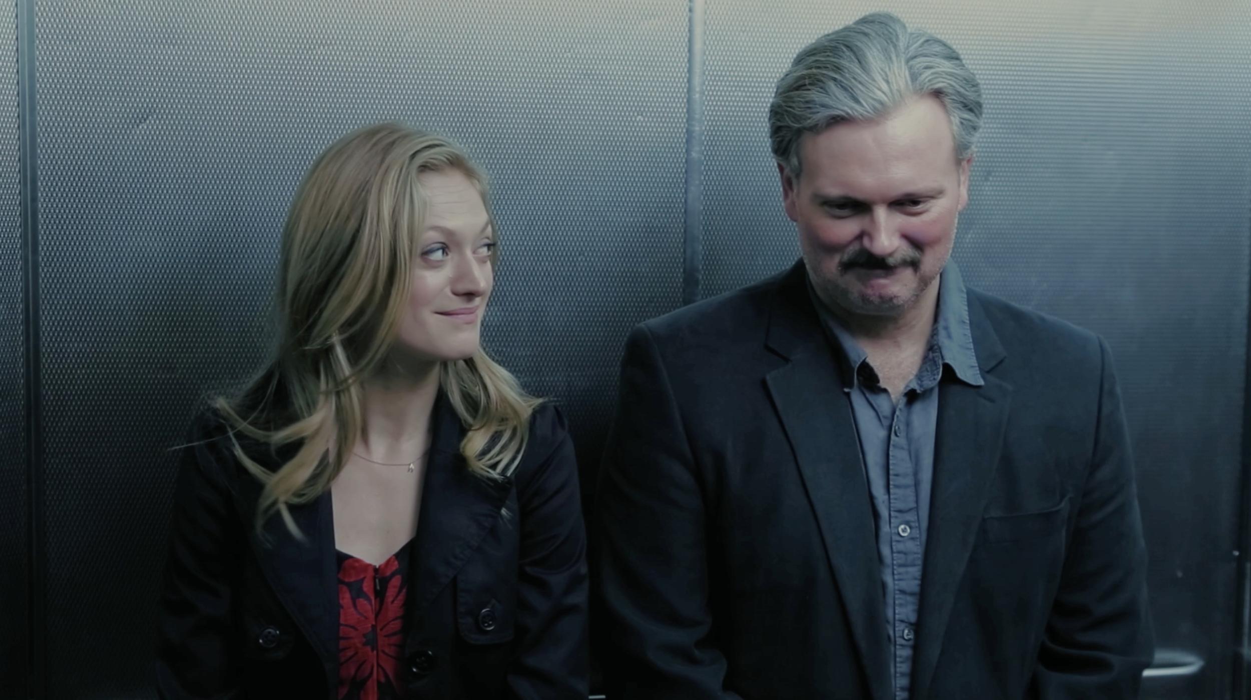 Marin Ireland and John Ellison Conlee star in the short film KILL ME.