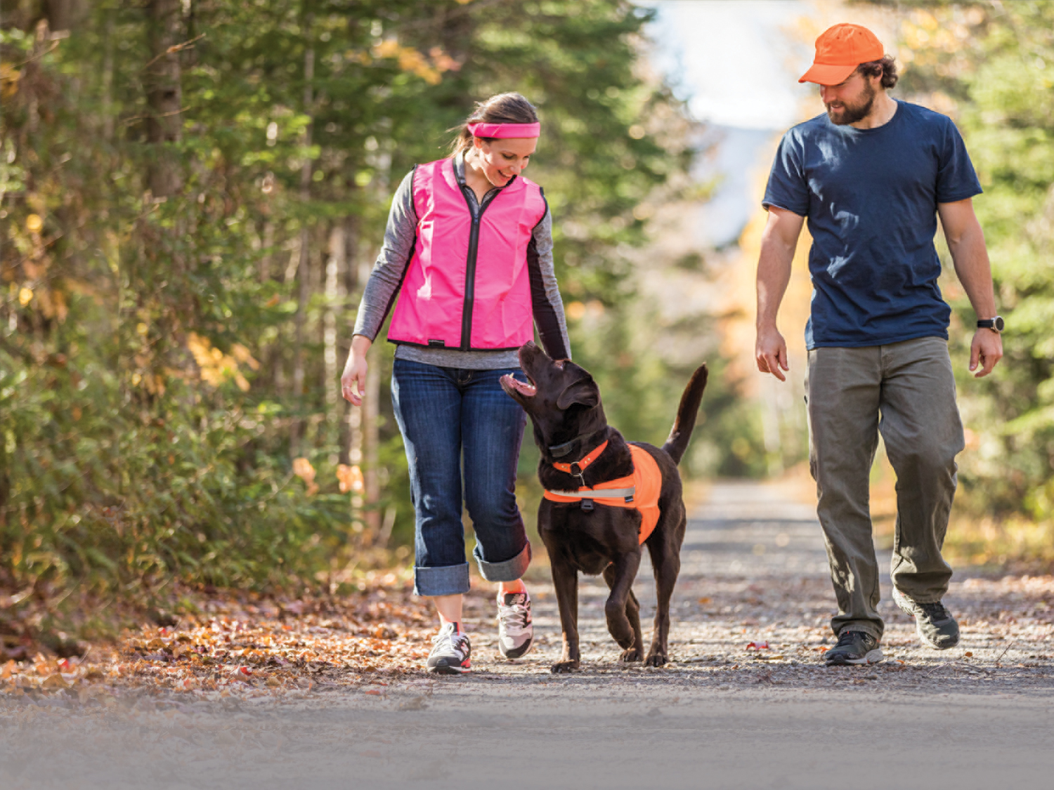 Dog Not Gone  and  No Fly Designs  make Insect Repellent Clothing for People and Pets.