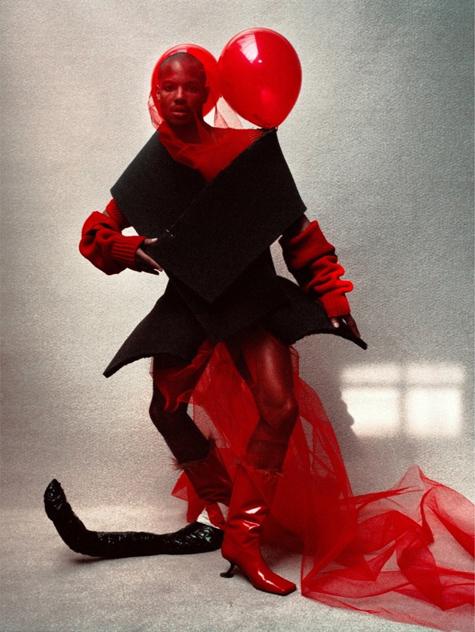 - JeanPaul Paula, Styled by IB Kamara. Directed Jamie Brunskill.