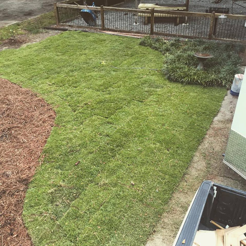 Landscaping & Dirt Work