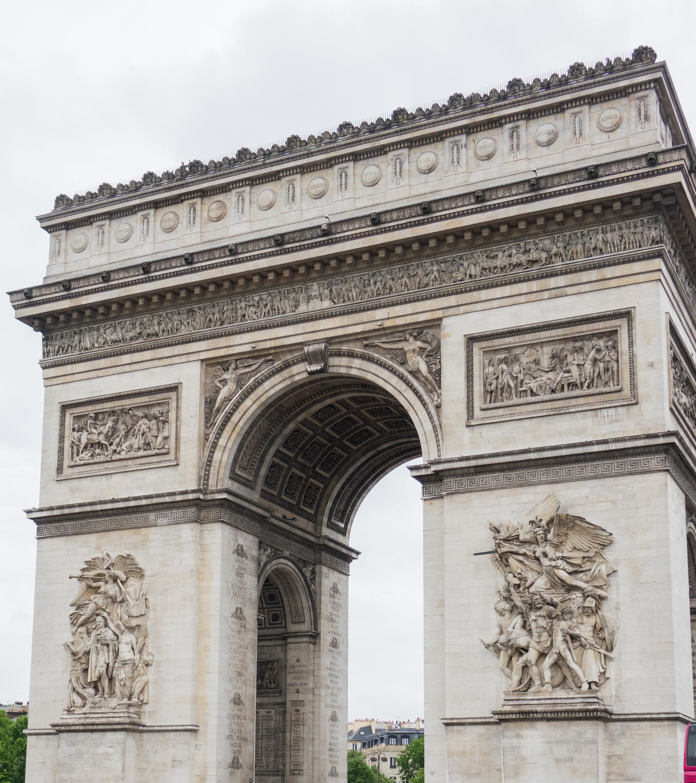 Trip to Paris, Day Three