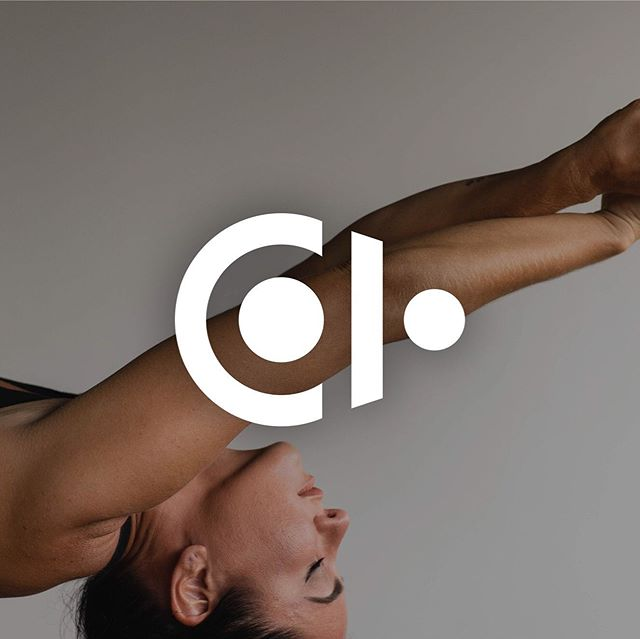 Colo. A lifestyle yoga brand based in Denver. #bartlettcreative #branding #logo