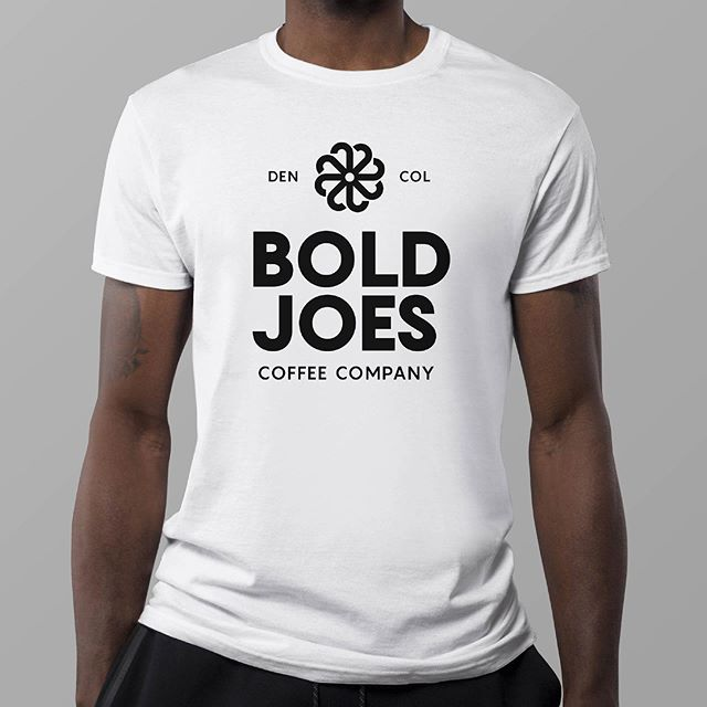 Apparel design for Bold Joes. Link in profile. #bartlettcreative #branddesign #logo
