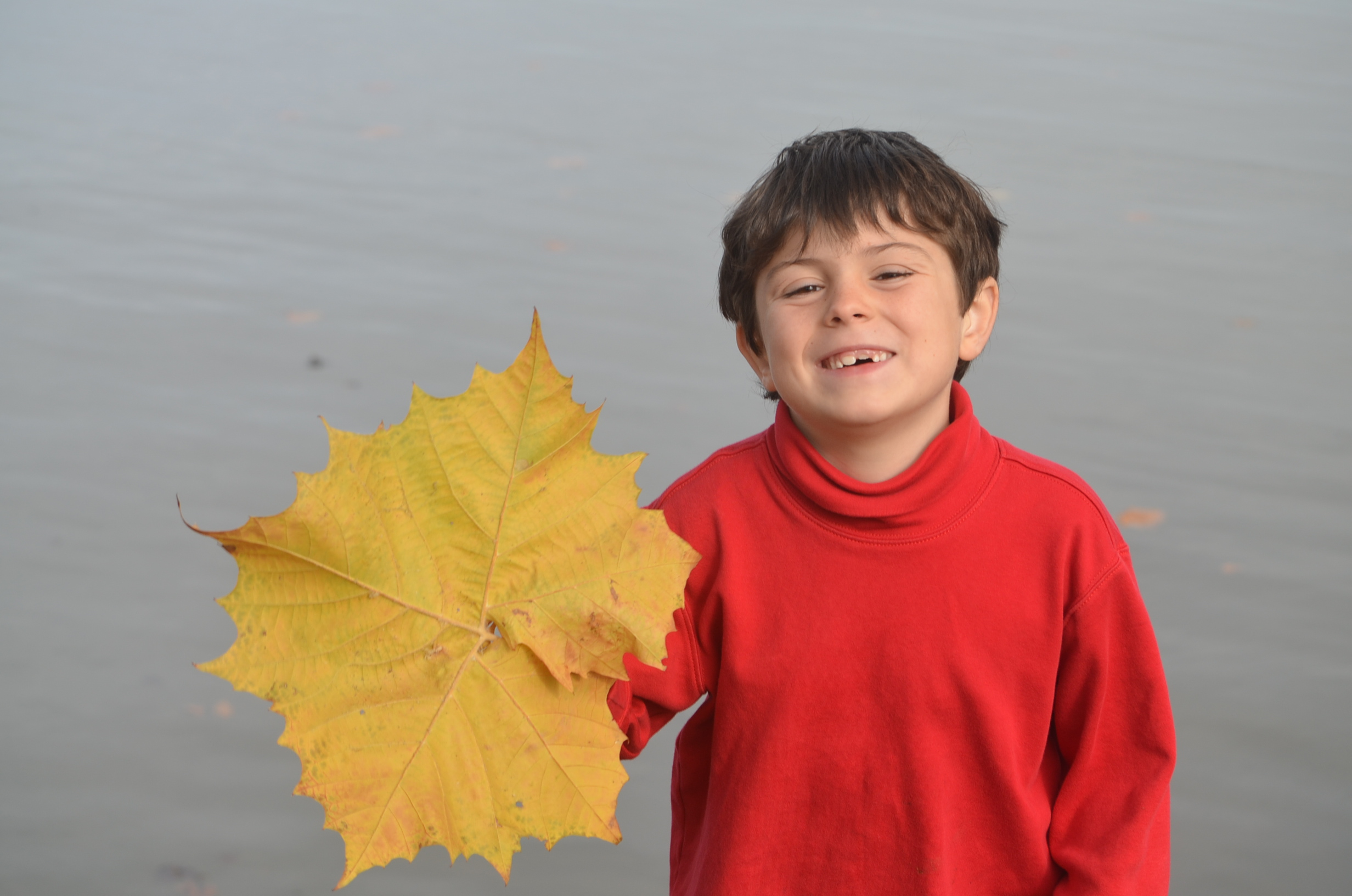 River Farm students love nature