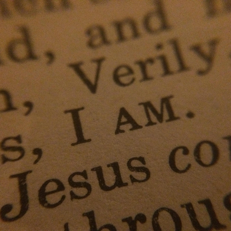 Feb. 14th prompt: John 8:58