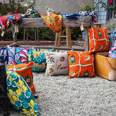 PILLOW CASES - $10   Our 18x18 pillows add the perfect pop of color to any room. With various patterns and designs, these pillows are great for the sofa, your favorite chair, or as an accent on the bed.   SUGGESTED RETAIL: $20