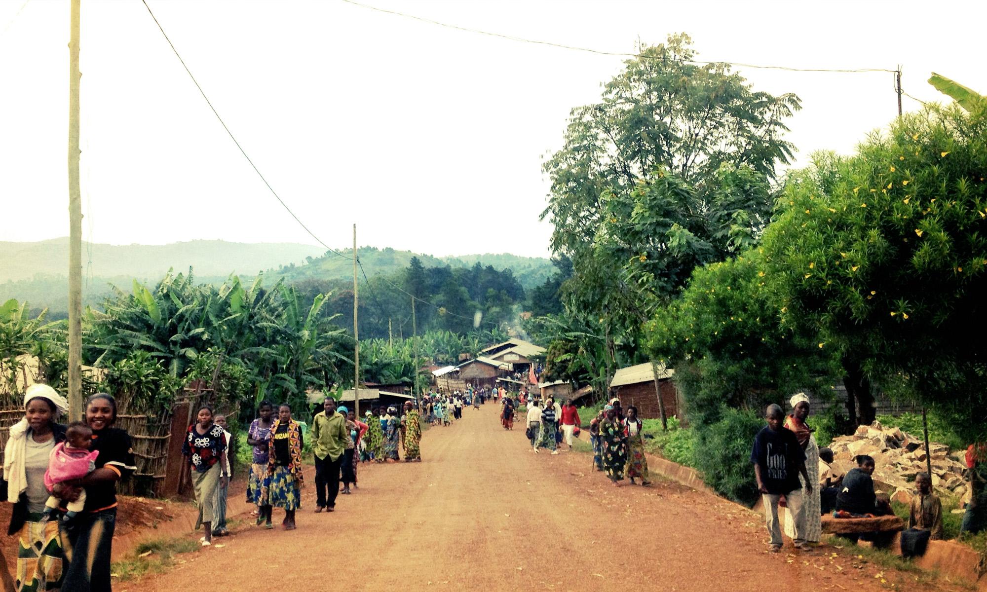Empowering via Fair Trade    Learn More