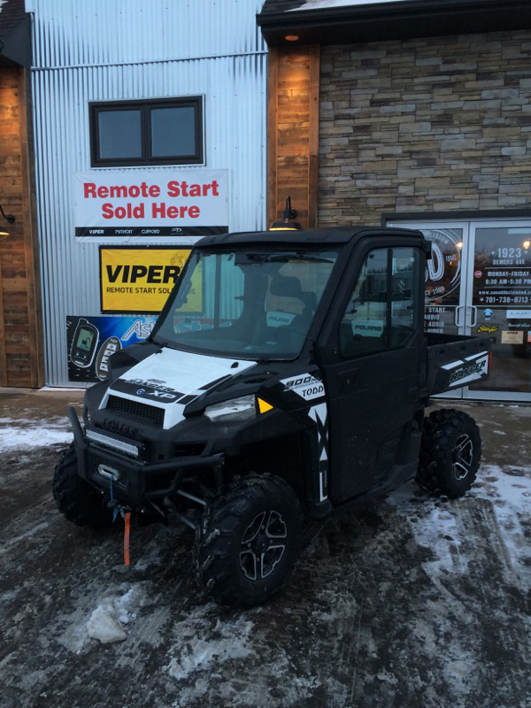 2015 Polaris Ranger XP 900 Remote Start Installation