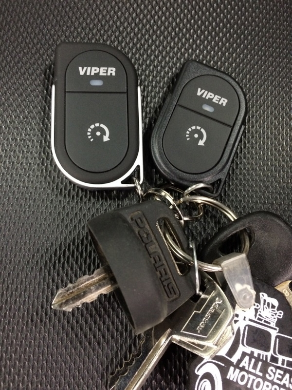 Viper 4816V 2-Way LED Remote Start System
