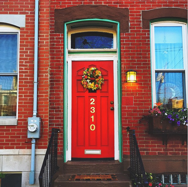 Wreaths & Red doors.png